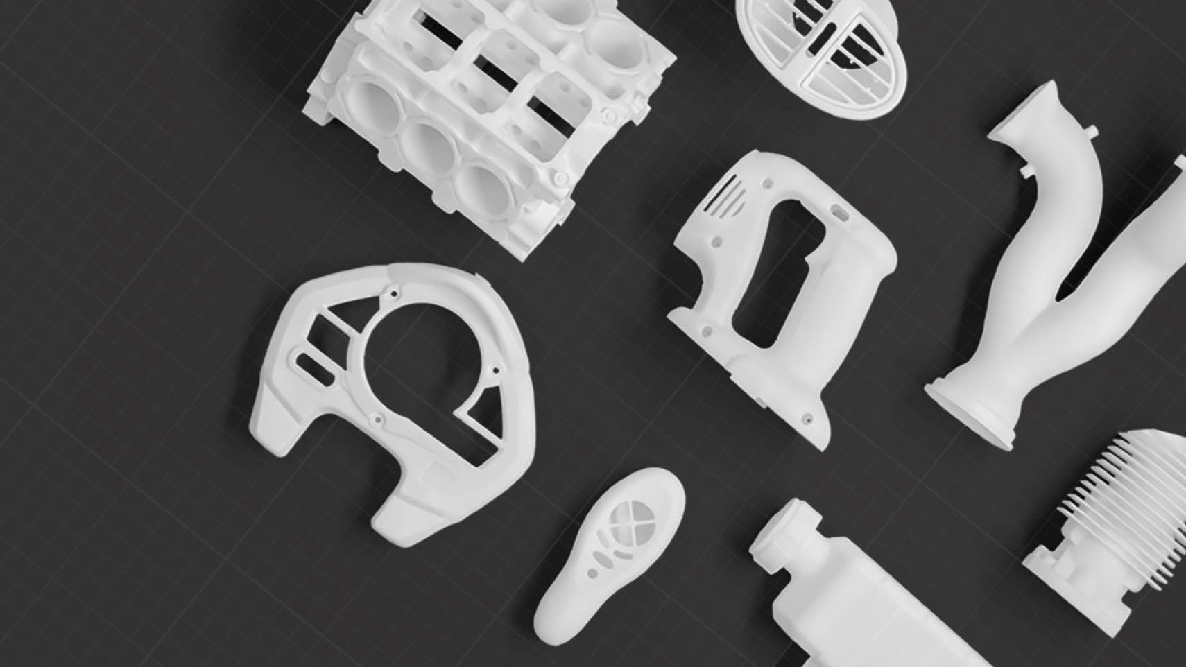 How does SLS 3D printing work?
